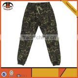 Best Selling Camouflage Elastic Waist Mens Army Military Trousers Pants