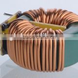 high frequency transformer ferrite core with wide scale of frequency EMI filter wave 0-50A