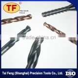 Alibaba China New Products Cnc Insert Machine Tools Accessory Hss Taper Shank Twist Drill