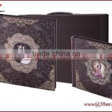 2013 New Digital Wedding Photo Album Cover,Baking Finish Crystal Acrylic Glass Album Cover Design