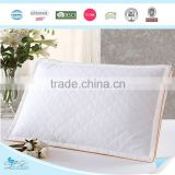 New design duck feather pillow with low price duck feather pillow made in China hotel pillow