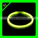Wedding occasion and other holiday supplies glow stick bracelet fluorescent light stick barcelet