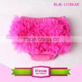 Baby girl cotton ruffle bloomers infant Diaper Cover Toddler Cute ruffle bloomer                                                                         Quality Choice