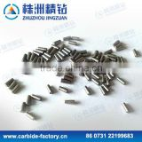 100% Pure tungsten pin/carbide dowel pin/tungsten carbide pins for tire studs