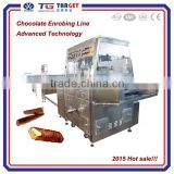 Improved Version Chocolate Enrobing Machine / Chocolate Enrober with cooling tunnel