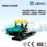 Hydrualic Cement Paver RP802 (Paving width: 800mm,Engine power: 118kw) of concrete paver making machine