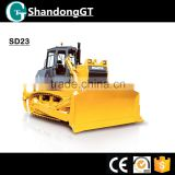 CHINA BRAND SMALL SHANTUI DOZER, 25TON SD23 MINI BULLDOZER FOR SALE