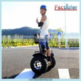 First chinese manufacturer produced OEM huge demand new 2 big wheel pedal assist electric scooter