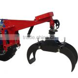 INQUIRY ABOUT tractor hot saled small log grapple hydraulic rotator for timber grab