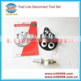 "China factory auto AC Fuel Line Quick Disconnect Tool Set Easily disconnects connect fuel lines 1/4"" 5/16"" 3/8"" 1/2"" 5/8""3/4"""