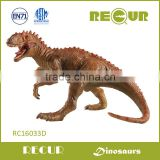 RECUR 2016 Simulation Dinosaur Plastic Vinyl Mini Dinosaur Toys For Kids promotional gift