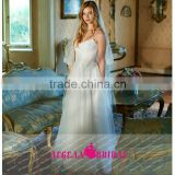 GS16 Elegant Off The Shoulder Sweetheart Wedding Dress Bride A-Line Backless Lace Beaded Vestido De Noiva Com Bolero