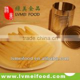 Canned White Asparagus Tip&Cut