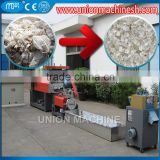 Double Extruder Plastic Bag Film Scrap Recycling Granules Making Line Pelletizing Machine