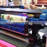 Wide Format LED UV Inkjet Printer with DX7 Head for Printing on Textile/Leather / PU / Wall Paper1.8M/5.9ft/70inch