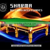 Billiards & Snooker Table Steel Cushions