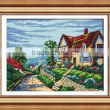 DIY crystal diamond embroidery painting&magic cube diamond painting&mosaic diamond painting with frame