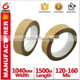 High viscosity plastic water Activate kraft packing tape