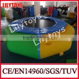 Inflatable Water Trampoline , Water Blob , Water Game toys cheap inflatable water trampoline