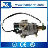 4-stroke engines gasoline generators carburetor (for snowblower, vibratory plates GX 390 , CHAMPION 190F)