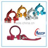 Hot sell quick release bicycle seat clamp quick release bicycle seat pipe clamp.