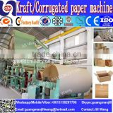 Zhengzhou guangmao high performance 2200mm kraft/corrugated paper making machine,machines line for carton recycle