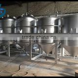 Professional produce oil refinery equipment/vegetable oil refinery equipment/crude oil refinery equipment on sale