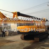 Long Auger Drill Machine/used pile hammer/vibratory hammer pile driver