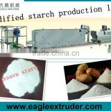 High-yield modified tapioca starch makeing equipment