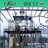 Exporting Fish Meal Poultry Feed Making Machine Production Line
