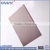 Guangzhou factory cheap wholesale clear polycarbonate solid sheet for swimming pool cover