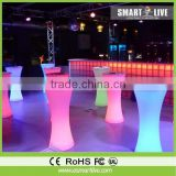 led outdoor plastic bar chair garden mushroom table