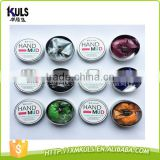 Wholesaler Magnetic silicone pearl metallic glow in the dark boucing putty