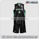 2015 wholesale short sleeve custom basketball jersey sublimation basketball uniform cheap international team basketball apparel