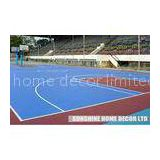 Indoor Playground Interlocking Flooring For Badminton Court , Environmental-friendly