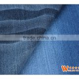 warp slub effect cotton/poly elastane woman jeans denim fabriccotton fabric horse print B2404