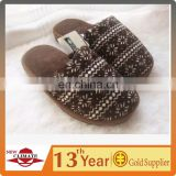 New designed promotional gift slipper/washable slipper