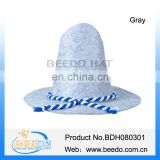 wholesale German bavarian felt alpin hats with rope from manufacturer