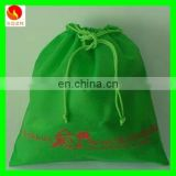 custom size gift bag with logo /drawstring bags for hair