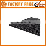 High Quality Rubber Bar Counter Mat Custom Logo Printed