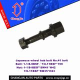Japanese wheel hub bolt No.41 bolt