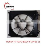 HON-DA FI-T HATCHBACK Radiator Cooling Fan 09-13