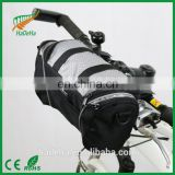 Camouflage Multifunction Waterproof Bike Top Tube Saddle Bag/bike bag