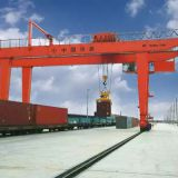 Gantry Cranes for Rail Transit Construction
