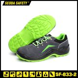 Super Quality Non-Metal Safety work Composite Toe Shoes
