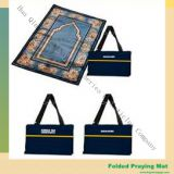 Muslim praying mat Folded Praying Mat portable praying mat / Muslim praying mat