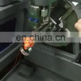 Screen protector laser cutting mach Fiber Laser Cutting Machine 2000w  power Fully Enclosed with Exchange Table