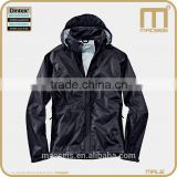OUTDOOR FUCTIONAL WATERPROOF BREATHABLE 2LAYER LAMINATED TPU FILM LIGHT JACKET