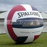 Advertising inflatable large logo printing ball inflatable giant ball decoration ball model for sale