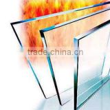 Light and thin with high strengh properties Fire-resistant glass professional manufacturer